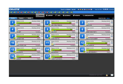 Christie Launches New Christie Avias-TMS™ Theater Management System