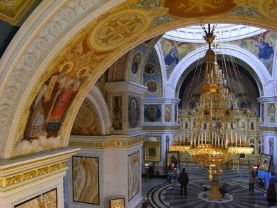 Major Russian Orthodox church in the Volga with state-of-the-art systems from Electro-Voice