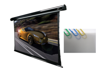 New Rear Projection Materials for Elite's CineTension2 Electric Projection Screens