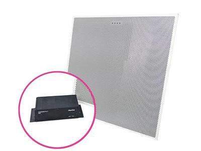 ClearOne Unveils the New COLLABORATE® Versa Lite CT -- a USB audio-enabled Beamforming Ceiling Tile Microphone Array