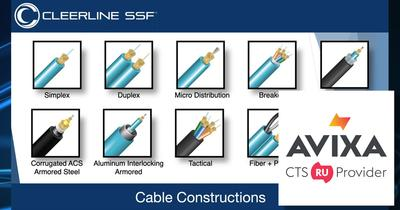 Fiber Training for AVIXA CTS RUs