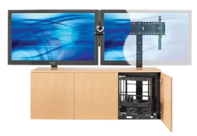 AVTEQ, <http://www.avteq.net/>  Inc. Maker of Mobile Video Conferencing Carts, Offers New Video Conferencing Furniture Solution