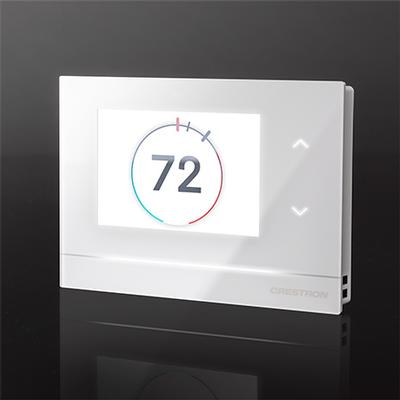 Crestron Introduces Powerful Design-Forward Smart Thermostat