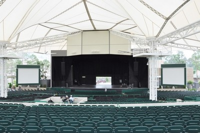 Electro-Voice sound for renovated Cynthia Woods Mitchell Pavilion