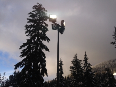 Audio Enhances the Experience at Cypress Mountain Resort