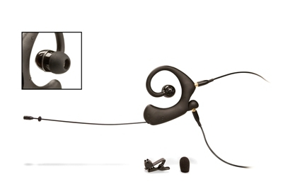 HOSA TECHNOLOGY ANNOUNCES DA-CAPPO DA15 CARDIOID EARSET MICROPHONE WITH EARBUD MONITOR NOW SHIPPING
