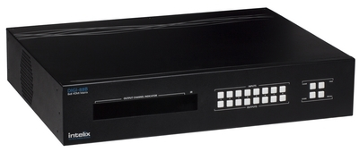 Intelix Unveils New HdBaset/HDMI Matrix Switchers