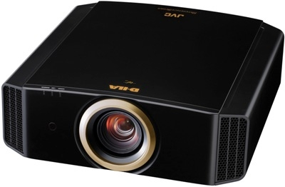 JVC UNVEILS DLA-RS4800 D-ILA 3D PROJECTOR AT CEDIA 2011
