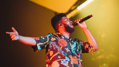 DPA Hits the Road with Khalid on the Free Spirit World Tour