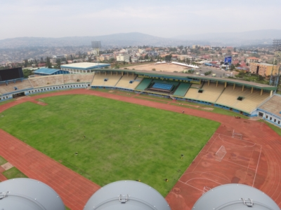 One Systems Provides Sound Reinforcement for Rwanda's Amahoro Stadium