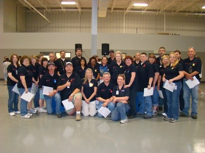 Bosch Holds First Annual BPS Day in Morrilton, Arkansas