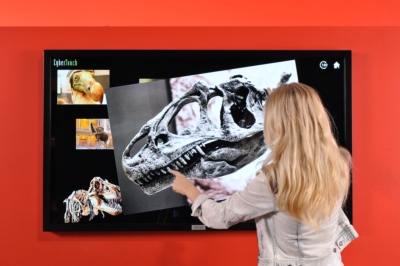 CyberTouch Announces a 4K Line of MultiTouch Monitors - The Rio 4K Series