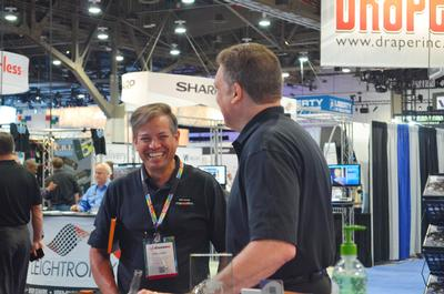 InfoComm 2016 Photographs