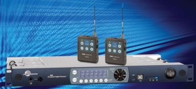 LECTROSONICS ANNOUNCES THE DIGITAL SECURE WIRELESS SYSTEM