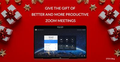 Give the Gift of Better and More Productive Zoom Meetings