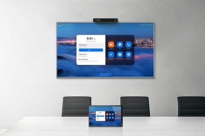 DTEN GO with DTEN Mate Delivers Professional-grade Video Collaboration To Any Display