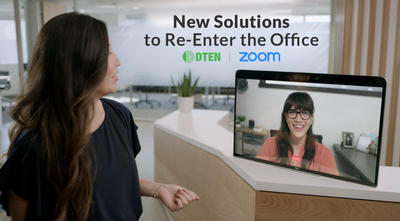 New Solutions To Re-Enter The Office