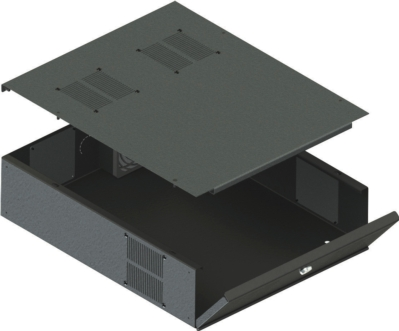 Video Mount Products Launches Low-Profile DVR-LB3 DVR Lockbox