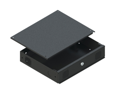 VMP Features New DVR Lockbox for Mobile/Rackmount Applications at 2012 ISC West
