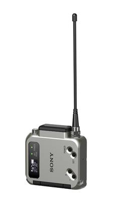 Sony Adds New Components to its DWX Wireless Mic Series