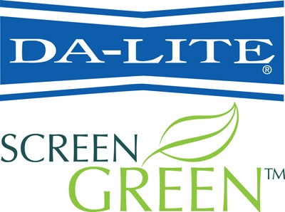 Da-Lite Screen Green