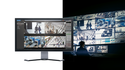 Datapath integrate with Genetec security monitoring software for ultimate video wall control
