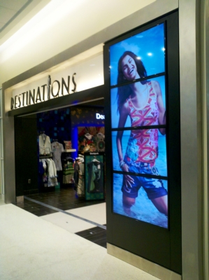 Destinations DFW Powers Digital Video Wall with Audience Software