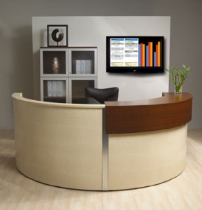 Digital Signage Opportunities in Corporate Buildings