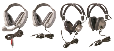 Califone Acquires Headphones and Headsets from Telex