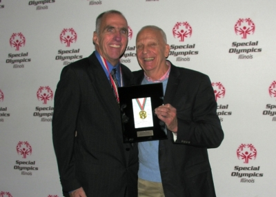 AmpliVox Receives 2014 Hero Award from Special Olympics Illinois