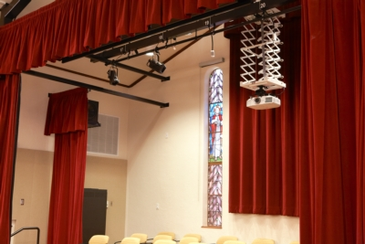 Draper Announces UL-Certified Projector Lift