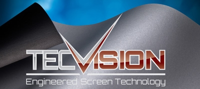 Draper Introduces New Engineered Screen Technology - TecVision at Infocomm 2014