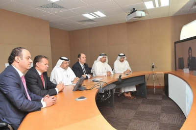 Etisalat collaborates with Tata Communications and Cisco to Launch UAE's First Public TelePresence Room at the Dubai World Trade Center (DWTC)