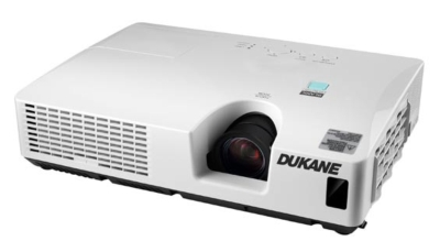 Dukane Announcers Three New Portable LCD Projectors