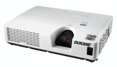 Dukane Announces Portable, Affordable LCD Projector