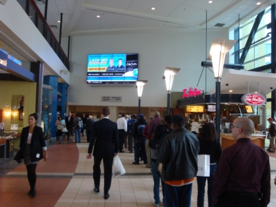 Edmonton City Centre Powers Digital Video Walls with Audience Software