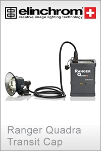Elinchrom Provides a Transit Cap to Ranger Quadra Owners