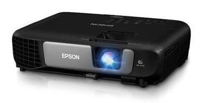 Epson Introduces New Portable Projectors for High-Quality Corporate Presentations