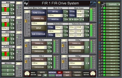 New at InfoComm 2009: FIR-Drive Array Controller for N8000-1500