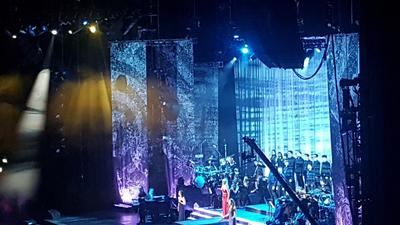 Electro-Voice X2 line array system covers Dublin's 3Arena for Celtic Woman