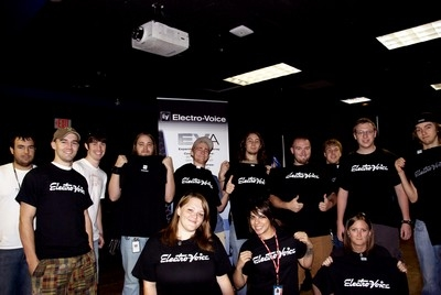 Electro-Voice Roadshow visits Full Sail