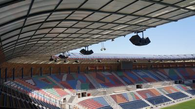 Electro-Voice EVH Series brings tested reliability to Jerusalem's Teddy Stadium