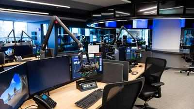 Top U.S. radio station WTOP upgrades to Electro-Voice microphones at new facility