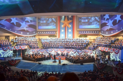 Earthworks FW730 FlexWand Delivers Major Sound  Quality Improvements to Green Acres Baptist Church