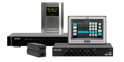 AMX Unveils Pre-Packaged Entry Communications System Combining Voice & Video Over IP