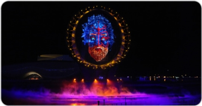 Expo 2012 Yeosu Korea Uses Christie Visual Solutions For The Signature Big-O Show