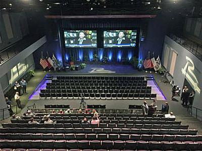 Eiki Projection Technology Brings Clarity and Excitement to Charles W. Eisemann Center for Performing Arts