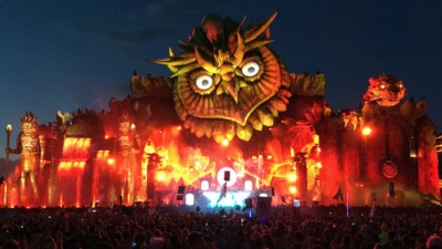 Meyer Sound LEO Wows Crowds at Electric Daisy Carnival Orlando