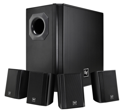 Introducing the Compact Sound speaker series from Electro-Voice