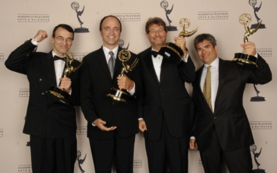 HENRY EMBRY WINS EMMY® WITH LECTROSONICS AND THE KENNEDYS